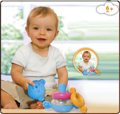 Nueva colecci n nenuco baby juguetes para beb s hasta los 12 meses paperblog - Juguetes para bebes 9 meses ...