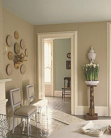 Color topo paperblog for Best cream color wall paint