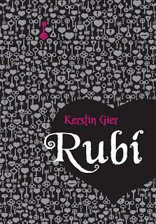 Rubí (El amor más allá del tiempo #1), Kerstin Gier