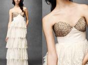Vestidos novia toque glitter