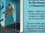 """Concurso """"Los cuerpos extraños"""" Lorenzo Silva"""