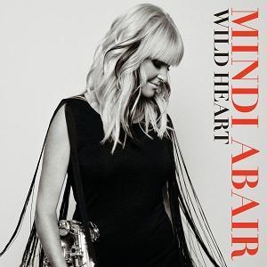 La saxofonista Mindi Abair edita Wild Heart
