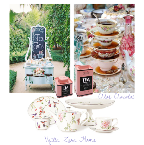The Perfect Tea Party!
