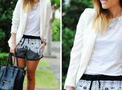 Casual shorts.