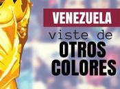 Llega mundial Venezuela viste otros colores