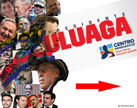 Zuluaga Presidente, Santos y falsa paz