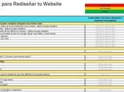Cómo Rediseñar Website: Plantilla Check-list Descargable