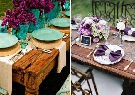 ambientaciones para casamientos ideas creativas paperblog