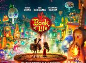 "último Guillermo Toro ""The Book Life"", trailer"