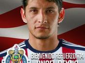OFICIAL: Ángel Reyna nuevo refuerzo Chivas para torneo Apertura 2014