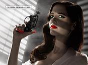 MPAA censura póster Green para 'Sin City: Dama Matar'