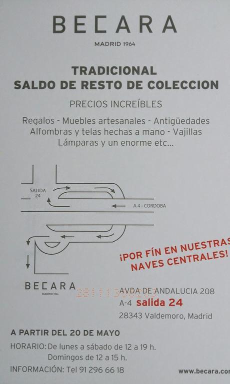 Mercadillo de Becara 2014 y mucho más.