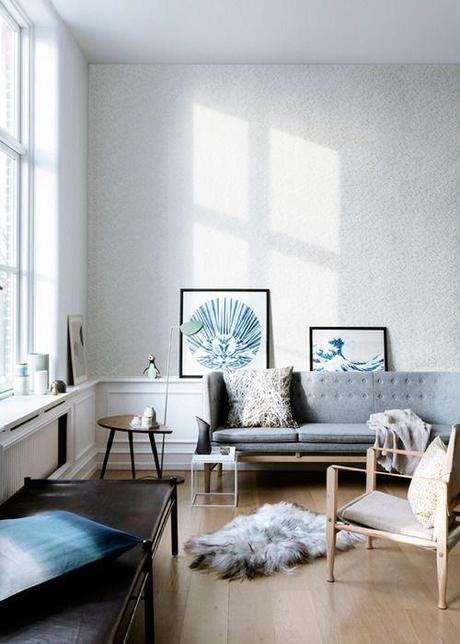 20 salones de estilo escandinavo paperblog - Salones estilo escandinavo ...
