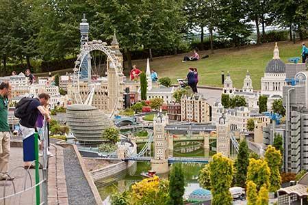 Parque de atracciones Legoland
