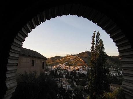 Vista desde la Alhambra ©Rafael Benavides