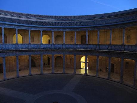 Palacio de Carlos V ©Rafael Benavides
