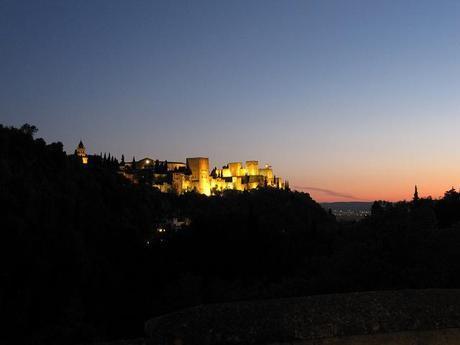 Alhambra desde el Albaicín ©Rafael Benavides