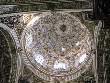 Cúpula de la Basílica de las Angustias©Rafael Benavides