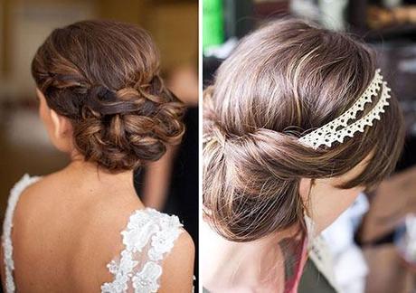 Peinados recogidos de novia cabello largo paperblog - Peinados recogidos novias ...