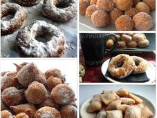 Roscos, buñuelos otras delicias