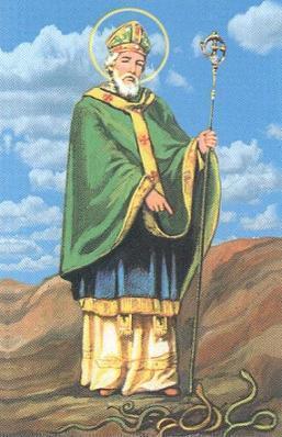 El camino de San Patricio (387-461 d. C.)
