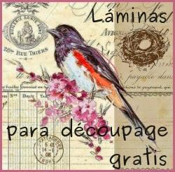 L minas para d coupage gratis paperblog - Laminas decorativas para imprimir gratis ...