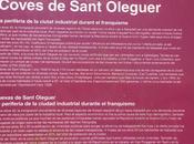 "Cuevas Sant Oleguer Sabadell, vivienda algunas familias durante etapa franquista ""Cuevas Sabadell"", housing some families during Franco"