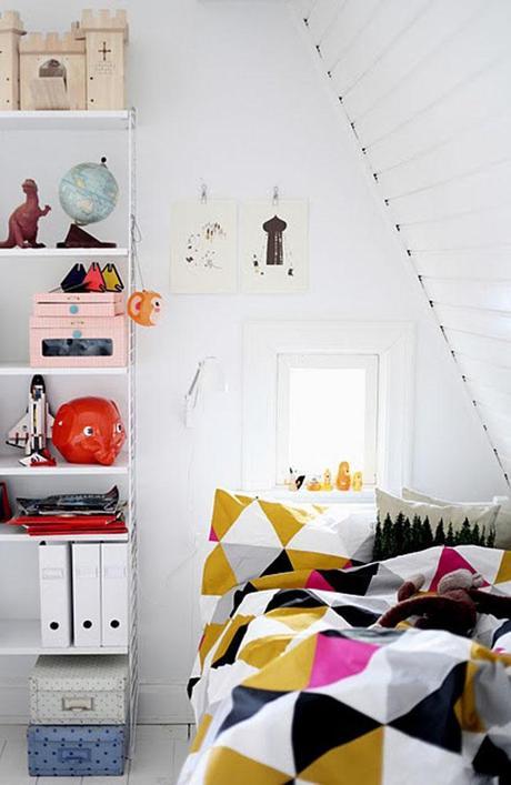 Decoraci n unisex en dormitorios infantiles paperblog - Dormitorios infantiles unisex ...