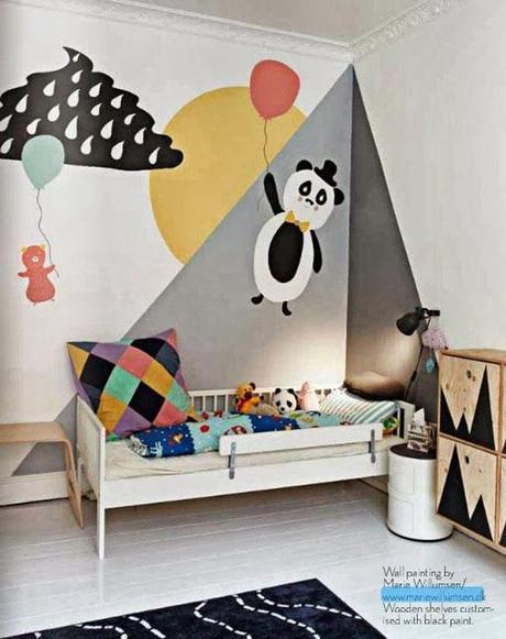 Decoracion Escandinava Infantil ~ Decoraci?n unisex en dormitorios infantiles  Paperblog