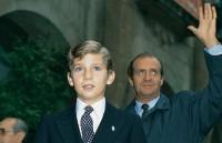 El rey Juan Carlos abdica en su hijo Felipe