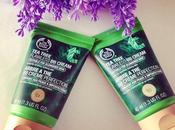 Nueva Cream para pieles imperfecciones BODY SHOP