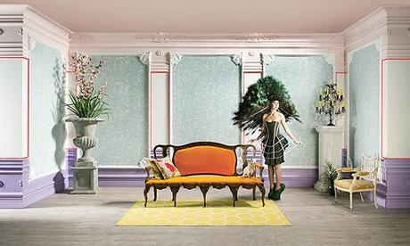 Luxxus ba rocks molduras decorativas para espacios modernos paperblog - Molduras decorativas pared ...