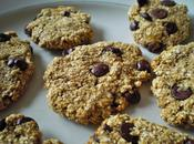 Galletas avena chocolate Oatmeal chip cookies