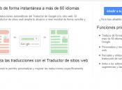 Google Translate, ¿cómo ofrecer traducciones web?