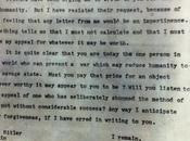 carta Mahatma Gandhi Adolf Hitler