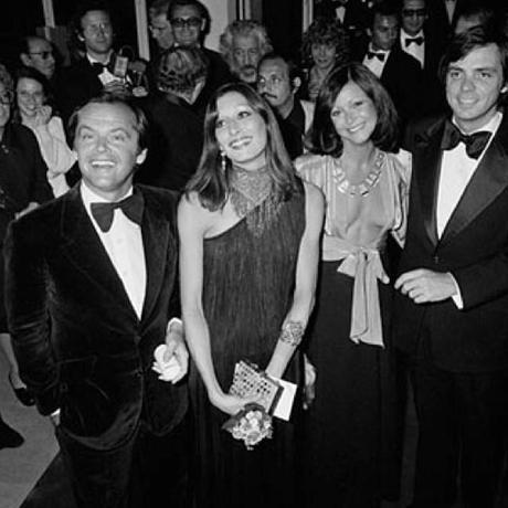 anjelica huston cannes film festival 1974