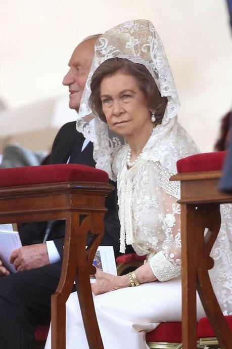 queen sofia style