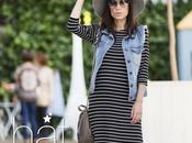 hat, stripes, denim