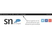 Personalizar backend WordPress (#wpadminbar)