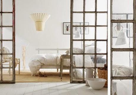 Ideas para dividir ambientes paperblog - Compro puertas antiguas ...