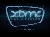 XBMC 13.0 Gotham RC1. cerca versión final.