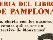 Pequeños Detectives Monstruos Feria Libro Pamplona