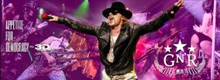'Appetite for Democracy', nuevo DVD en directo de Guns n' Roses