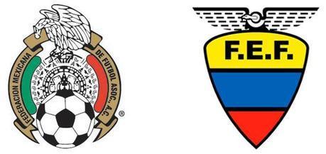 Trasmision en vivo México vs Ecuador Amistoso Brasil 2014