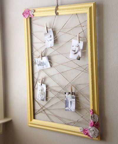 Ideas y materiales para hacer un diy original decorar mi for Espejos con formas originales