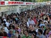 Exitoso comienzo Feria Libro Madrid