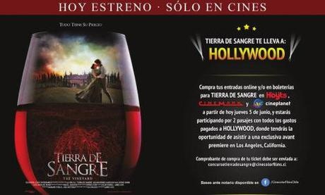 Tierra de Sangre - Hollywood