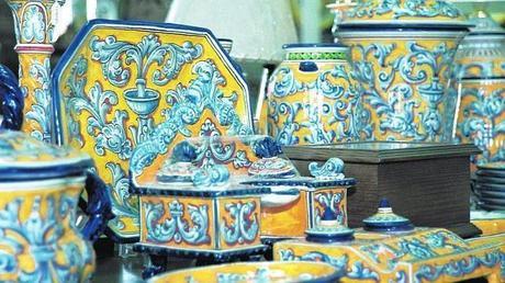 Historia de la cer mica de talavera de la reina paperblog - Talavera dela reina ceramica ...