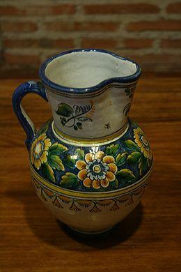 Historia de la cer mica de talavera de la reina paperblog for Origen de la ceramica