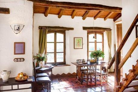 Casa de piedra rustica en andalucia paperblog - Fachadas de casas rusticas andaluzas ...